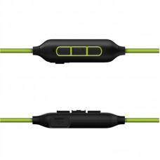 Наушники гарнитура вакуумные Bluetooth 1More E1018BT iBFree Sport Green (E1018-GREEN)