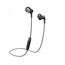 Наушники гарнитура вакуумные Bluetooth 1More E1018BT Plus iBFree Sport Vi React Black