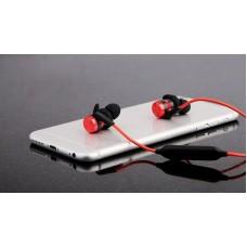 Наушники гарнитура вакуумные Bluetooth 1More E1018BT iBFree Sport Red (E1018-RED)