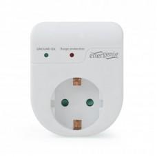 Сетевой фильтр EnerGenie (EG-SPG1-01-W) 1 розетка 16A White