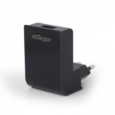 Адаптер сетевой EnerGenie 1USB 2.1A Black (EG-UC2A-02)