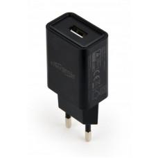 Адаптер сетевой EnerGenie 1USB 2.1A Black (EG-UC2A-03)