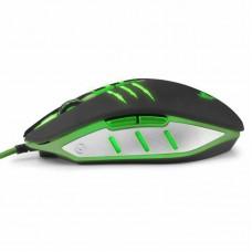 Мышь Esperanza MX301 Rex (EGM301) Black/Green USB