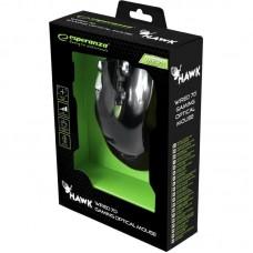 Мышь Esperanza MX401 Hawk (EGM401KG) Black/Green USB