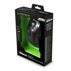 Мышь Esperanza MX403 Apache (EGM403G) Black/Green USB