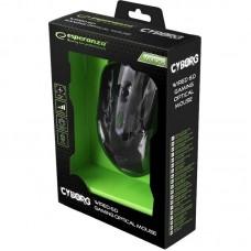 Мышь Esperanza MX405 Cyborg (EGM405) Black/Green USB