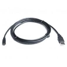 Кабель USB-MiniUSB REAL-EL 1.8m Black