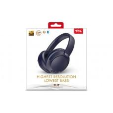 Наушники гарнитура накладные Bluetooth TCL ELIT400BT Midnight Blue (ELIT400BTBL-EU)