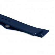 Ремешок TPU Extradigital DSJ-01-00T для Samsung Xiaomi Huawei Garmin Fitbit 20mm Blue (ESW2321)