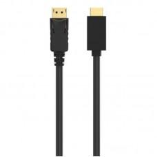 Кабель Belkin DisplayPort-HDMI 3m Black (F2CD001B06-E)