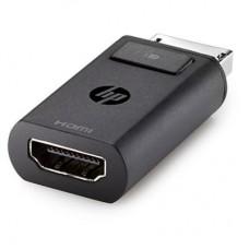 Переходник DisplayPort-HDMI 1.4 HP Black (F3W43AA)