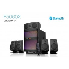 Акустическая система 5.1 F&D F5060X Black