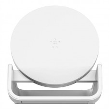 Беспроводное зарядное устройство Belkin Qi Wireless CHG Stand Fast 10W White (F7U052VFWHT)