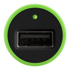 Зарядное устройство автомобильное Belkin BoostUp 1USB 2.4A Black + cable USB-Lightning