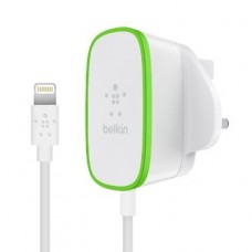 СЗУ Belkin Boost Up 2.4A White (F8J204vf06-WHT) + cable Lightning