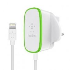 Зарядное устройство сетевое Belkin Boost Up 2.4A White (F8J204vf06-WHT) + cable Lightning
