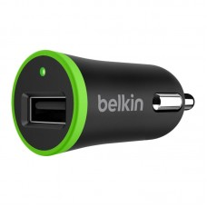 АЗУ Belkin 1USB 2.4A Black (F8M887BT04-BLK) + cable USB-MicroUSB