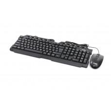Комплект клавиатура + мышь Frime FKBM-310KIT RUS/UKR Black USB