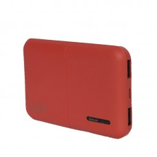УМБ Florence T-Win 5000mAh 2USB 2A Red (FL-3001-R)