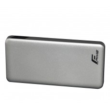 УМБ Power Bank Frime 10000mAh QC3.0 2USB 2.1A Type-C Silver Grey (FPB1033QCD.SG)
