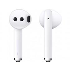 Наушники гарнитура вкладыши Bluetooth Huawei FreeBuds 3 Ceramic White Global