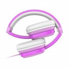 Наушники гарнитура накладные Elari FixiTone White/Pink (FT-1PNK)