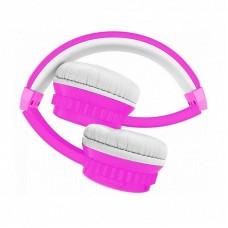 Наушники накладные Elari FixiTone Air White/Pink (FT-2PNK)