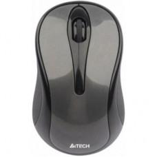 Мышь Wireless A4Tech G3-280A Grey USB Optical