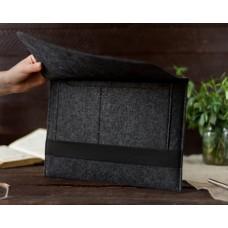 Чехол для ноутбука Felt Gmakin MacBook Air Pro 13.3 Black (GM14)