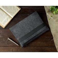 Чехол для ноутбука Felt Gmakin MacBook Pro 13 Black (GM14-13New)