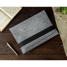 Чехол для ноутбука Felt Gmakin MacBook Pro 13 Black/Grey (GM15-13New)