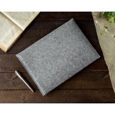 Чехол для ноутбука Felt Gmakin MacBook Air Pro 13.3 Black/Grey (GM15)