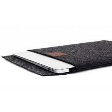 Чехол для ноутбука Felt Gmakin MacBook Pro 13 Grey/Brown (GM17-13New)