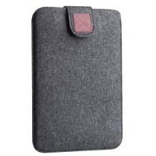 Чехол для ноутбука Felt Gmakin MacBook Pro 13 Black/Brown (GM56-13New)
