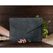 Чехол для ноутбука Felt Gmakin Macbook 13 Grey (GM62-13New)