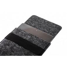 Чехол PU Gmakin для Apple iPad Air 3 10.5 2019 Dark/Grey (GT05)