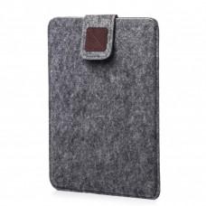 Чехол PU Gmakin для Apple iPad Air 3 10.5 2019 Grey (GT07)
