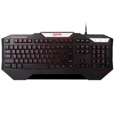 Клавиатура Lenovo Legion K200 Backlit Gaming Black (GX30P98215) USB
