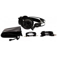 Наушники гарнитура накладные 1More H1005 Spearhead VRX Black (H1006)