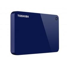 "Внешний жесткий диск HDD 2.5"" USB 3.0 1TB Toshiba Canvio Advance Blue (HDTC910EL3AA)"