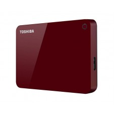 "Внешний жесткий диск HDD 2.5"" USB 3.0 2TB Toshiba Canvio Advance Red (HDTC920ER3AA)"