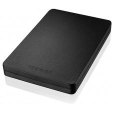 "Внешний жесткий диск HDD 2.5"" USB 3.0 2Tb Toshiba Canvio Alu 2018 Black (HDTH320EK3AB)"