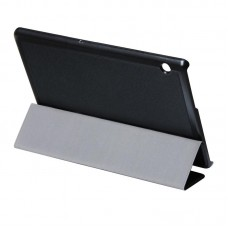 Чехол книжка PU Grand-X для Huawei MediaPad T5 10 Black (HTC-HT510B)