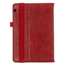 Чехол книжка PU Grand-X для Huawei MediaPad T5 10 Deluxe Red (HTC-HT510DR)