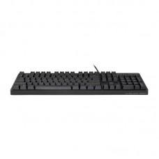 Клавиатура Hator Rockfall Evo ENG/UKR/RUS (HTK-610) Black USB