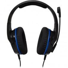 Наушники гарнитура накладные HyperX Cloud Stinger Core for PS4 Black/Blue (HX-HSCSC-BK)
