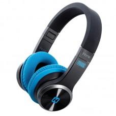 Наушники гарнитура накладные Bluetooth iHome iB88 Black (IB88BE)