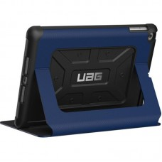Чехол книжка PU UAG Metropolis для Apple iPad Pro 9.7 2017 Cobalt Black/Blue (IPD17-E-CB)