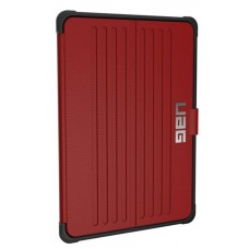Чехол книжка PU UAG Metropolis для Apple iPad Pro 9.7 2017 Magma Black/Red (IPD17-E-MG)