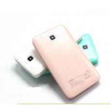 УМБ Arun J19 6000mAh 2USB 2.1A Pink (IR0785)